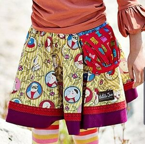 Matilda jane paint by numbers self portrait skirt